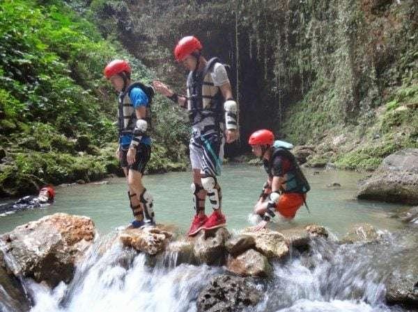 Cave Tubing Kalisuci Wonosari
